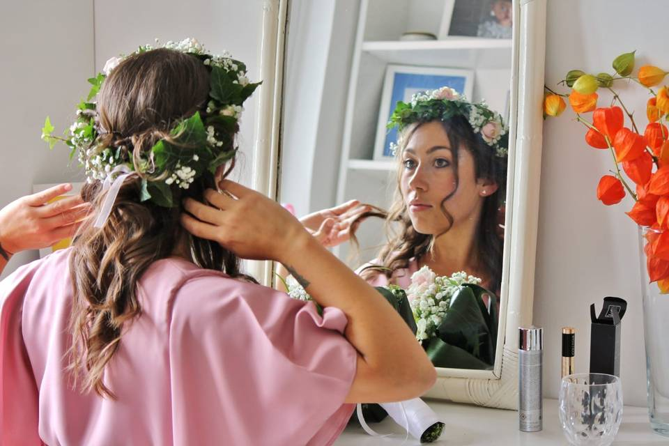 Melissa Trentin - Bridal Stylist