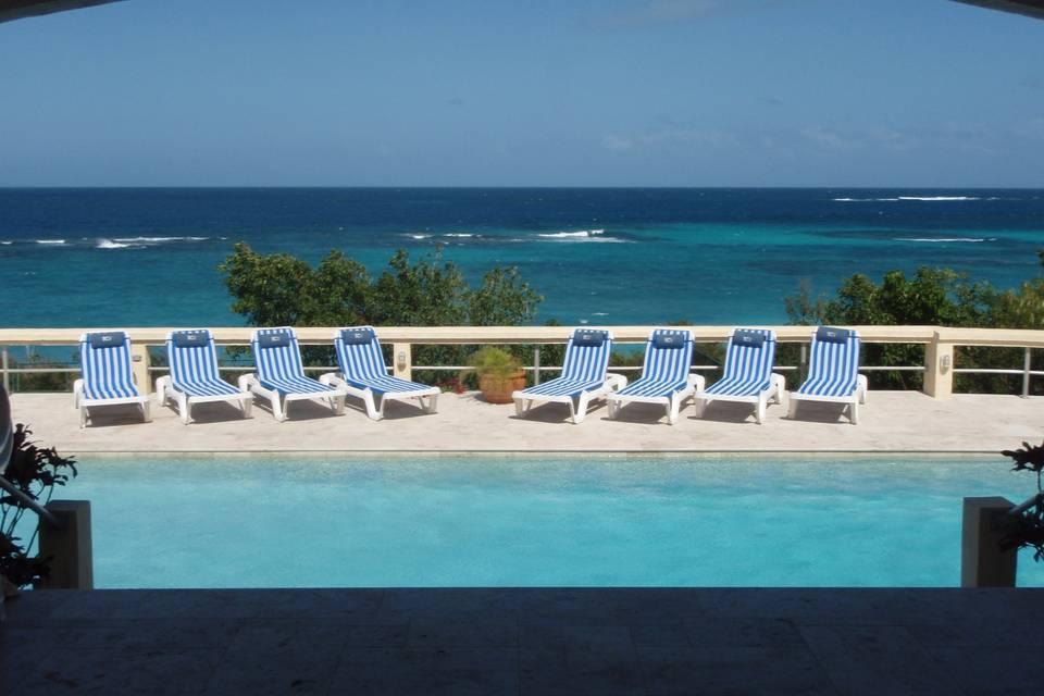 Villa in affitto per vip anguilla