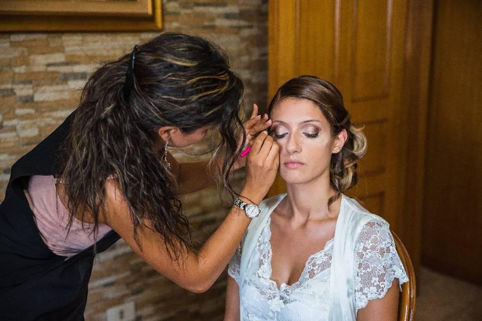 Giorgia Calabrese Make-Up Artist