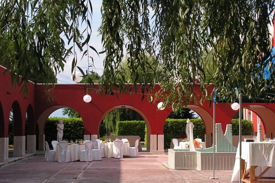 Villa Arca Ninpheo della Dragonda