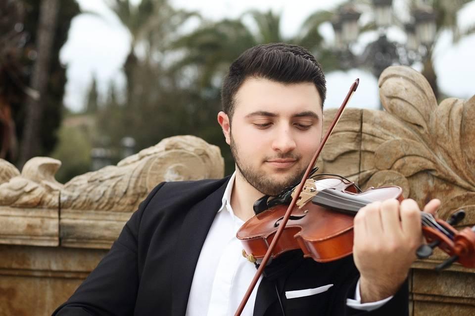 Emanuele Viscuso - Violino e Pianoforte