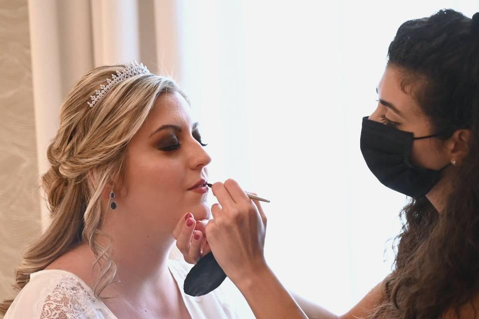 Alessandra De Giovanni Makeup Artist