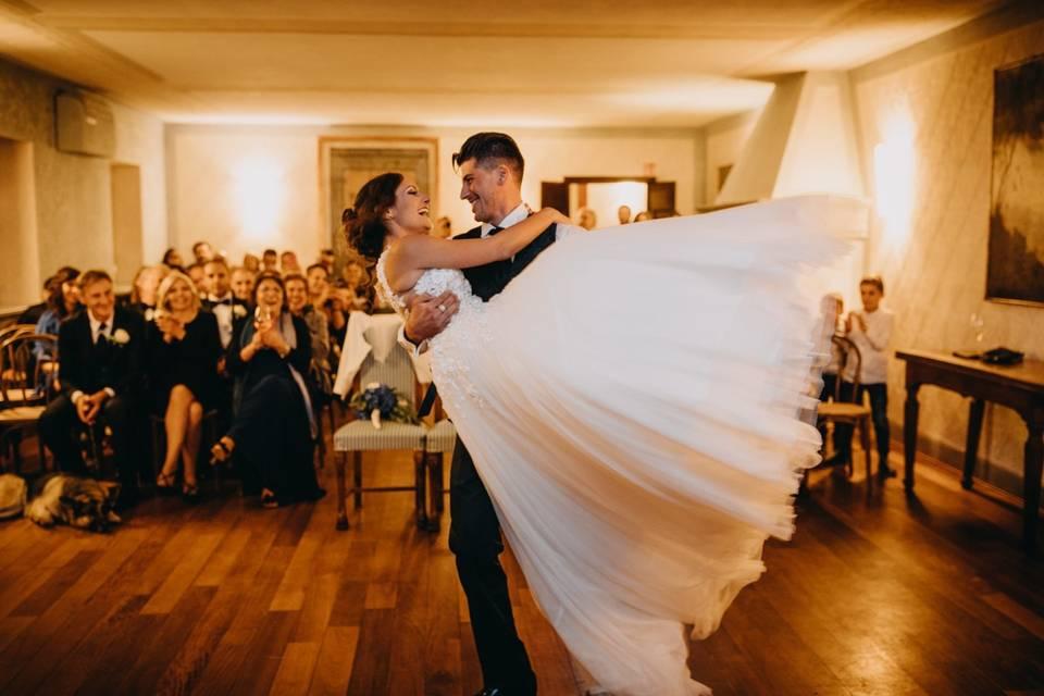 BalloSposi by ACADance Marry Me di C. Messina