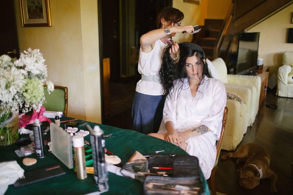 Antonella Boni Hair