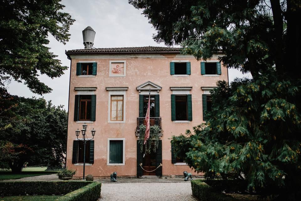 Villa Valier, la Chitarra