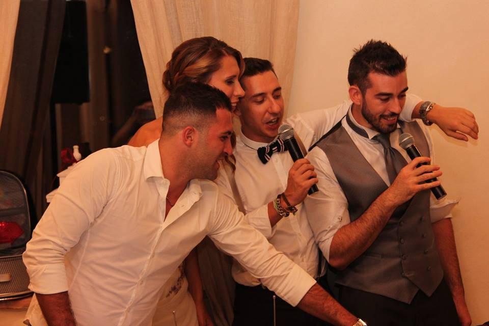 Animazione wedding a Reggio