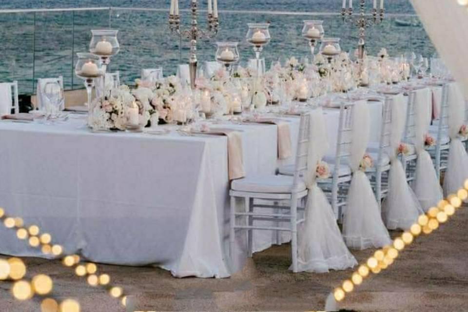 Chiara Pacifico Wedding Coordinator