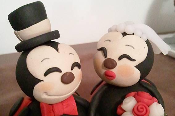 Ciapa Póer - Cake toppers e decorazioni
