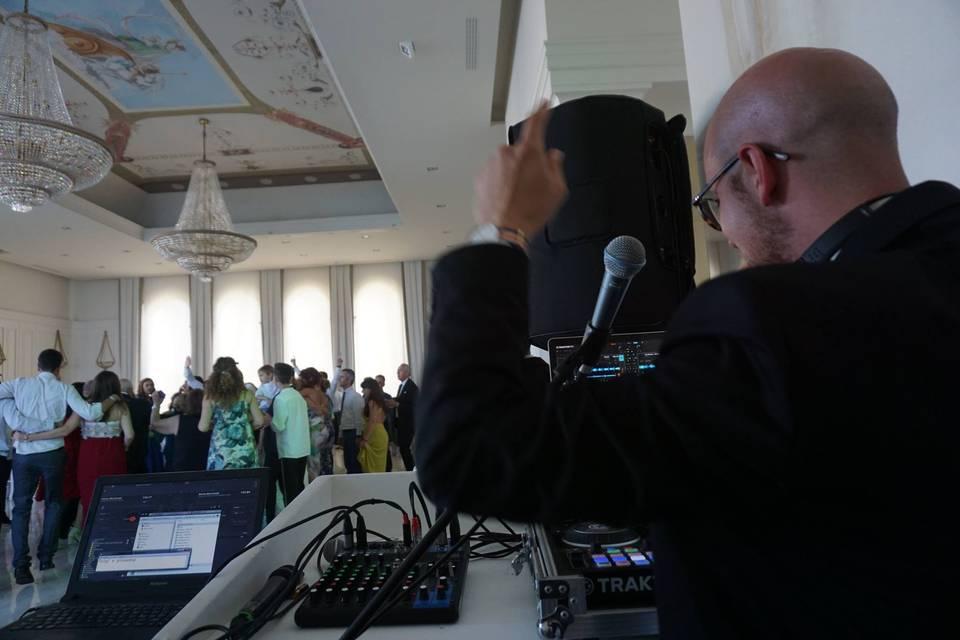 Wedding DJ set