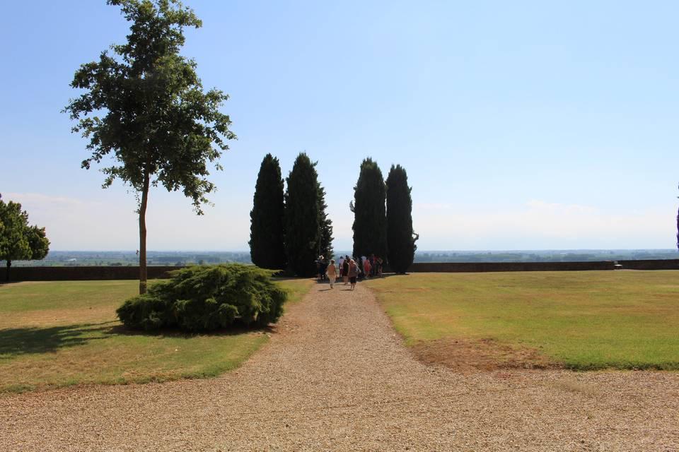 Castello di Sanfre