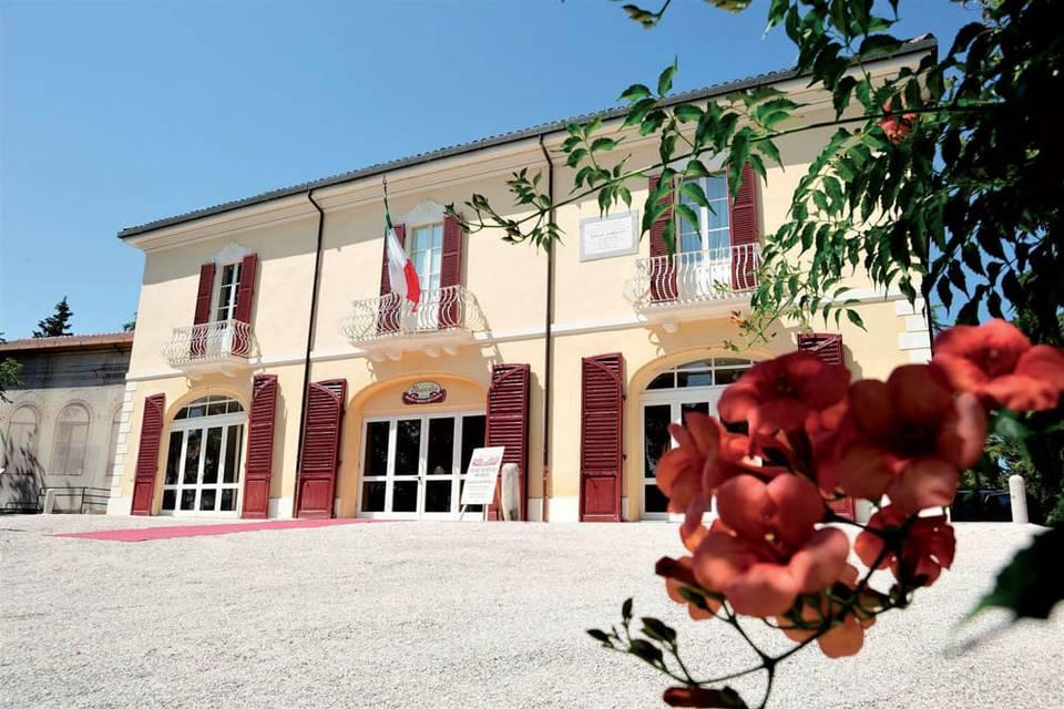 Villa Silvia-Carducci