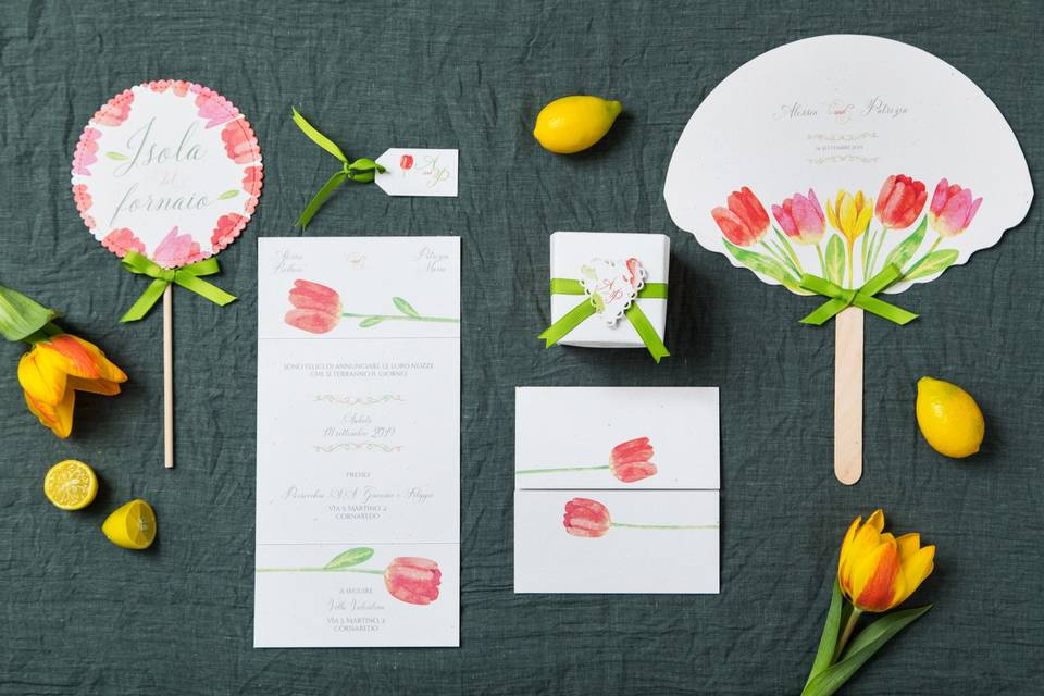 Noemi Russo Wedding Stationery