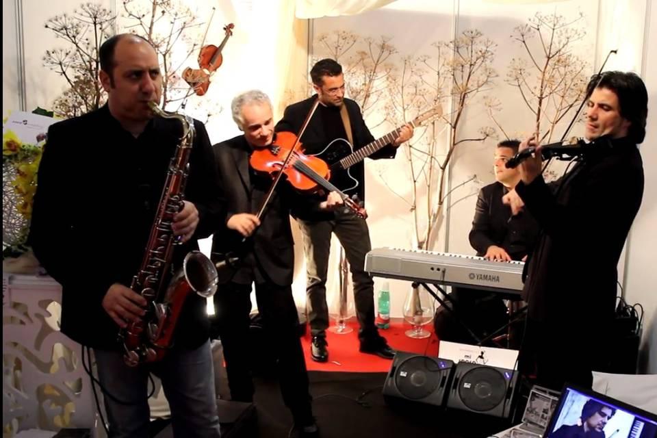 Quintett jazz