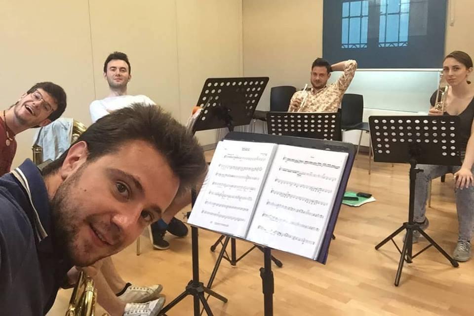 Brass Bells Quintet