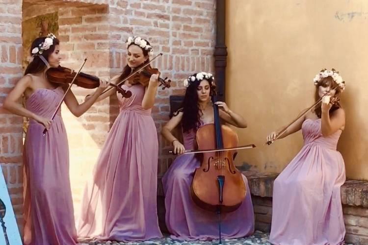 Violinista Yael Eventi