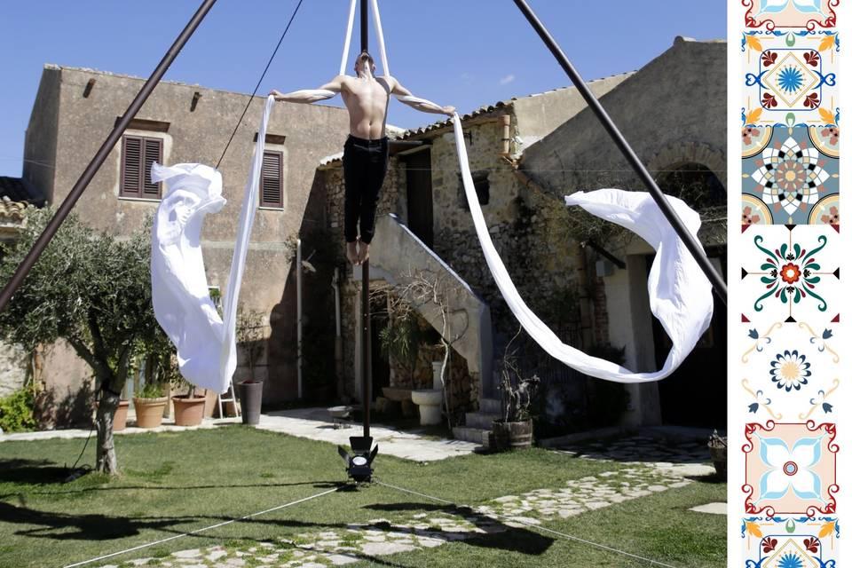 Aerialrigs Wedding