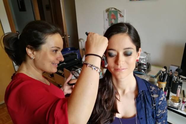 Benedetta Maggioni Make Up Artist