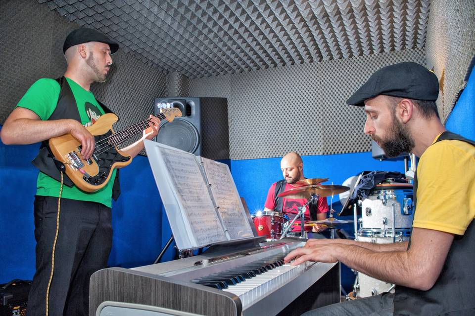 Tele Jazz Trio
