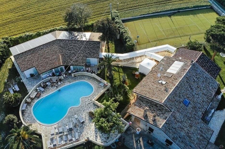 Villa Giardino Degli Eventi