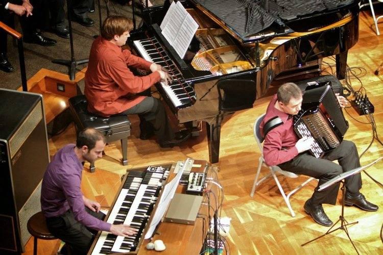 Il Trio Classico Margherita Marini