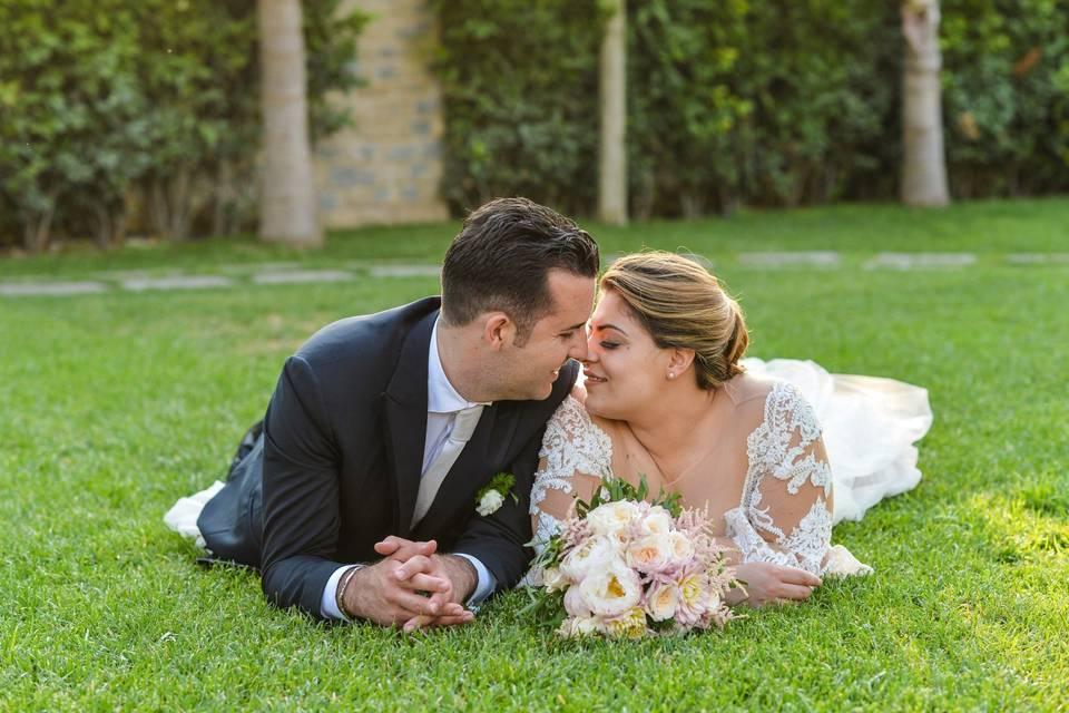 Alfonso e raffaella sposi