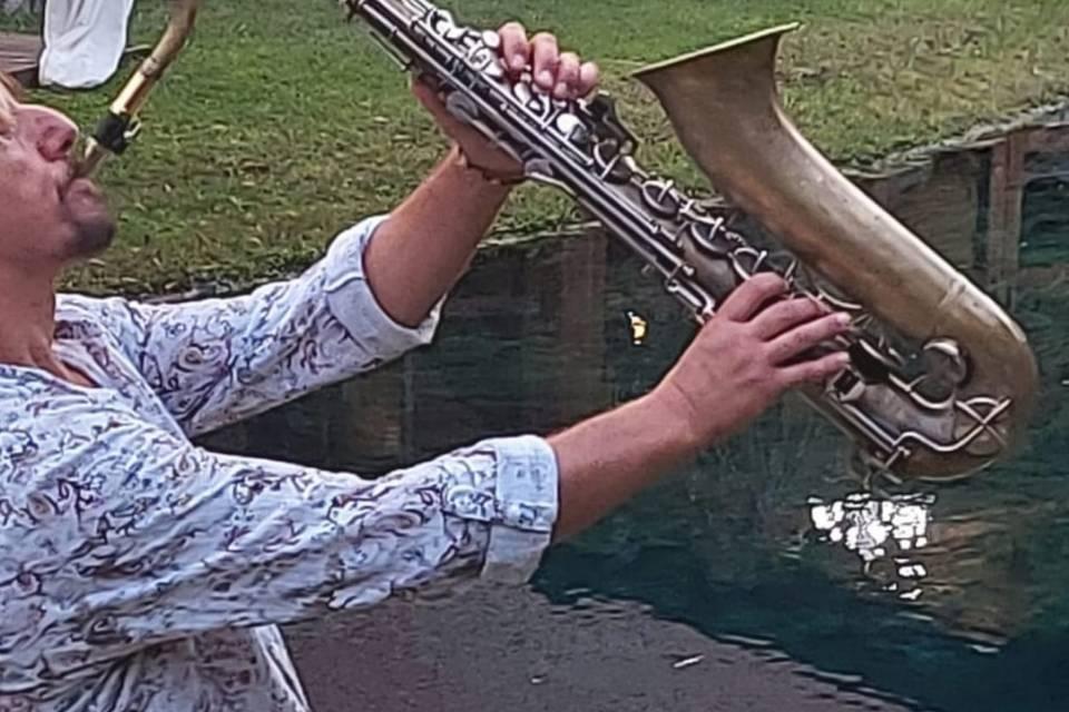 Duo Umberto sax