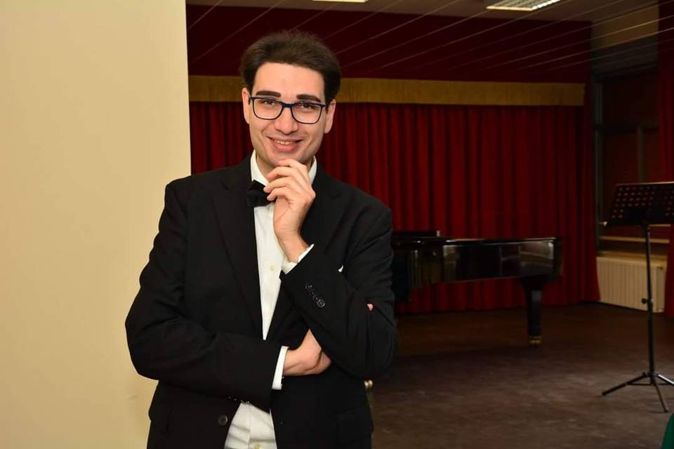 M° Giuseppe Del Bono