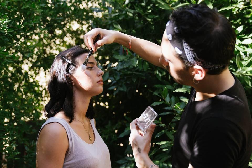 Antonio Mattu Makeup