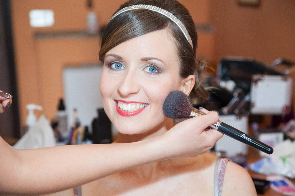 Make up Monica