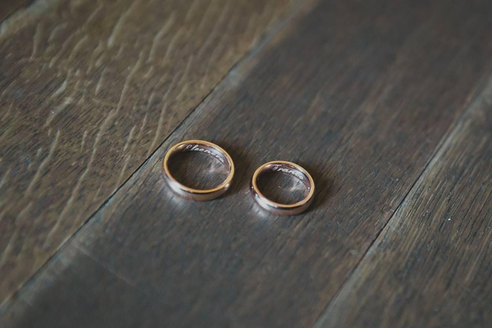 Anelli - cerimonia - nozze