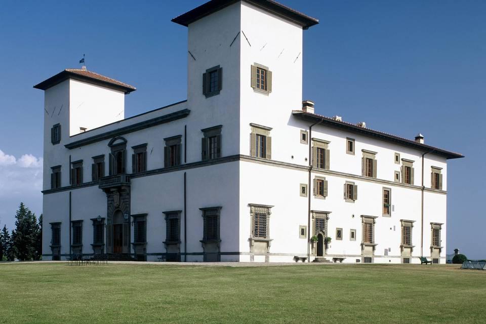 Villa Le Corti - Esterno