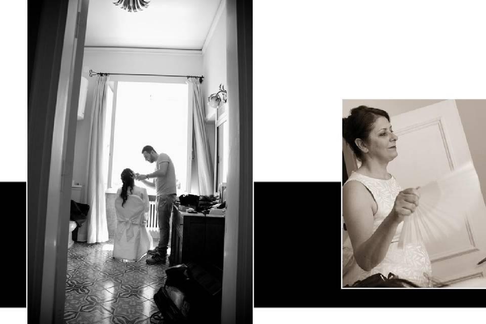 Reportage casa sposa