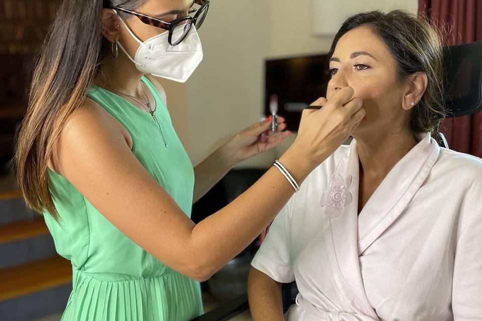 Desiree Cordella Make-up Artist