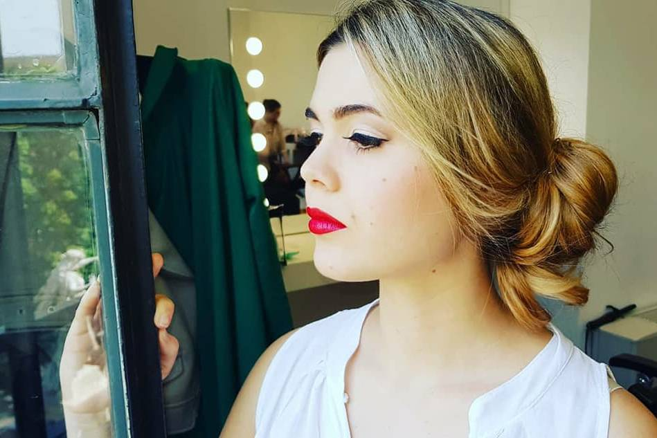 Alessandra Chiesura - Make Up Artist