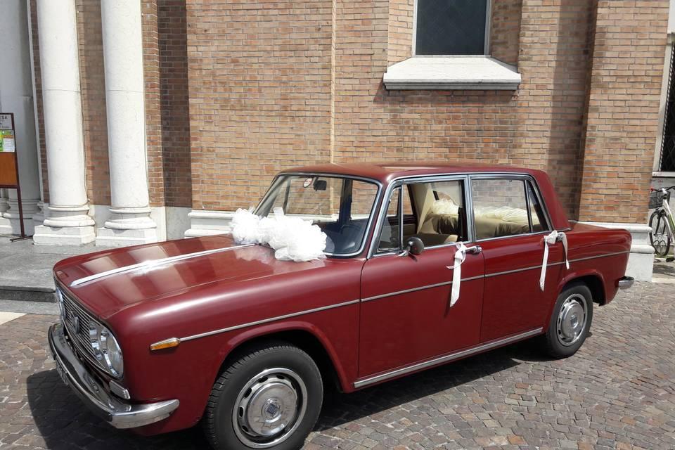 Wedding Classic Lancia