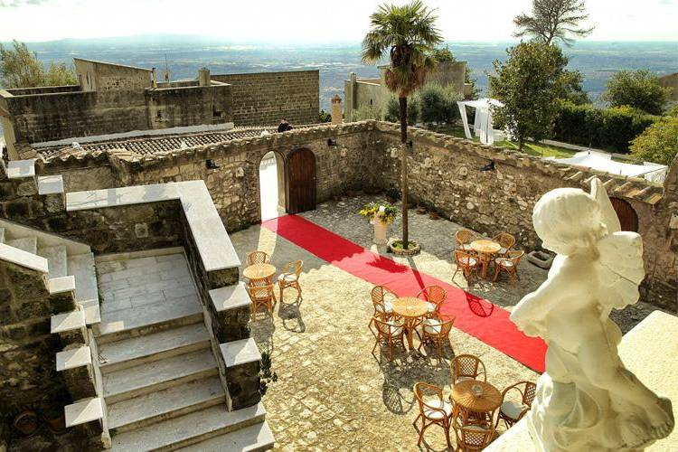 Villa Hirta - Matrimoni al Borgo