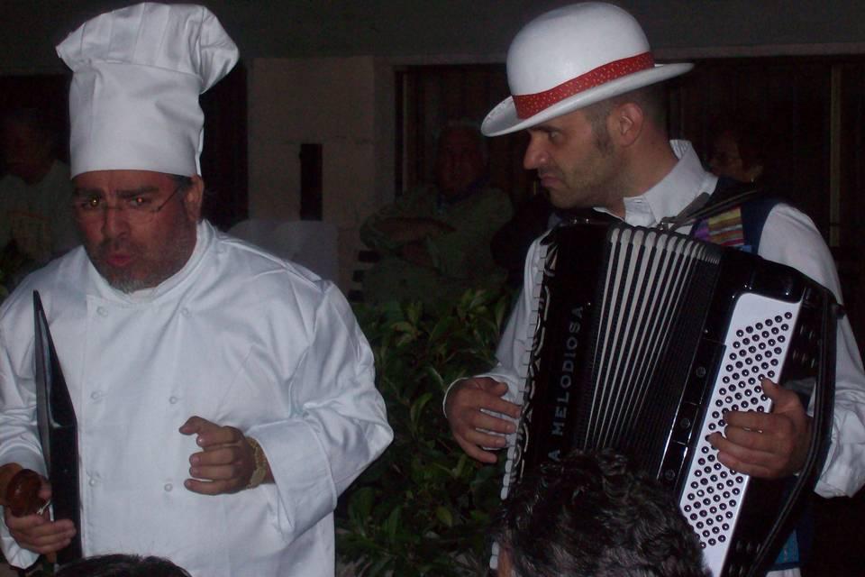 Il cuoco e il musicante