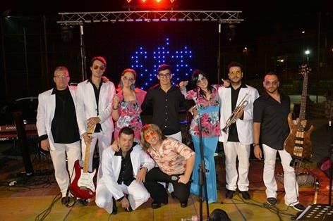 70' Celebration band