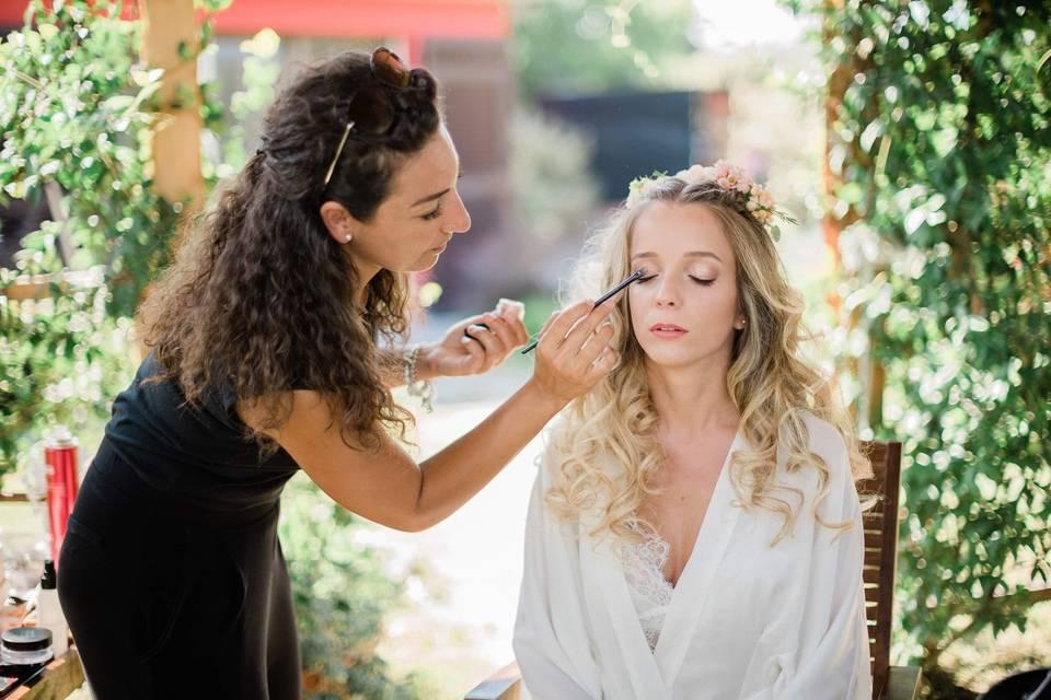 Angela Make-up Artist