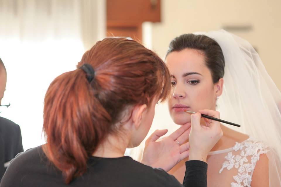 Make-up log