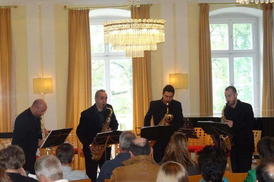 LoDiesis Sax Quartet