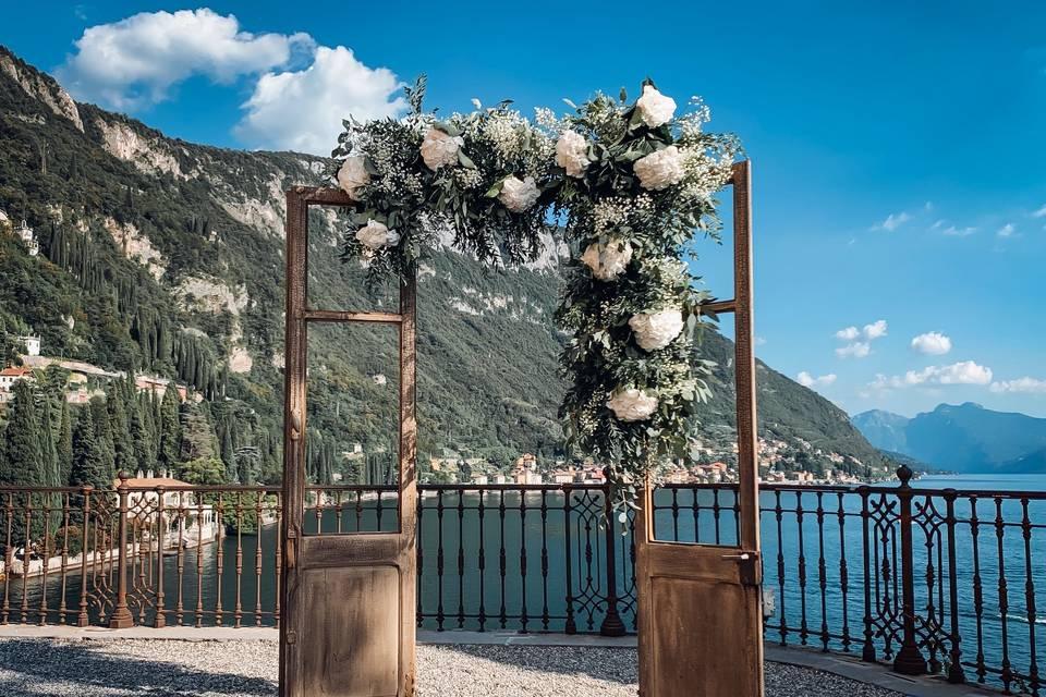 Arco Matrimonio Porta