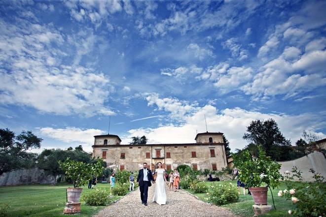Chianti Wedding Service