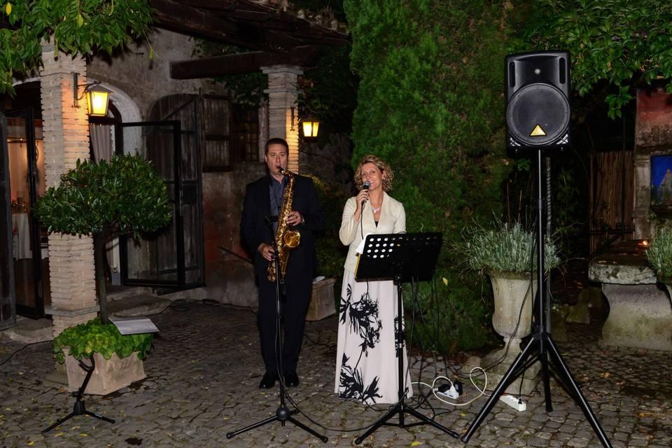 The Duet - Voce&Sax