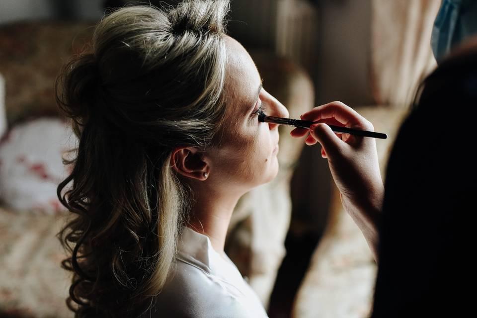 Federica Mazzetto Make up Artist