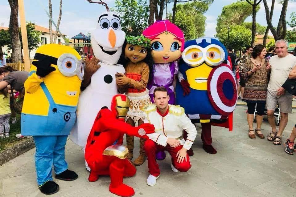 MFA Group - Feste ed Eventi per Bambini