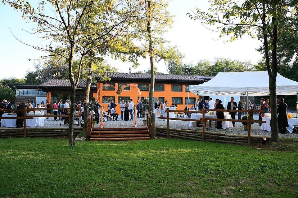 Location Polveriera Eventi