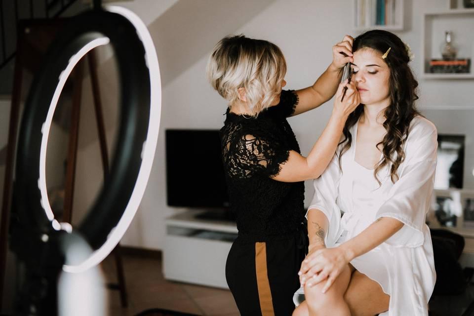 Giulia Soncin Make up Artist
