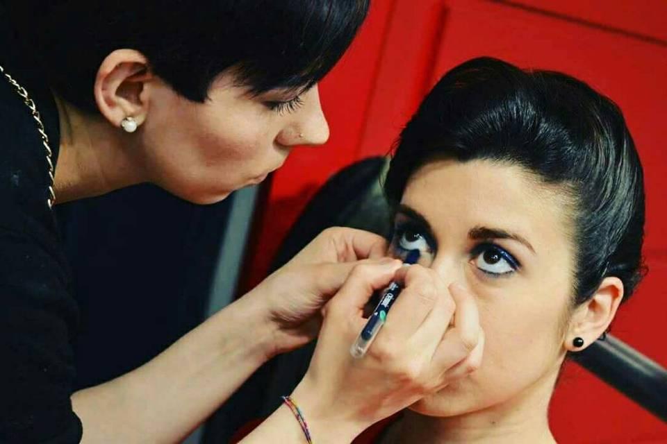 Alessandra Make Up Artist