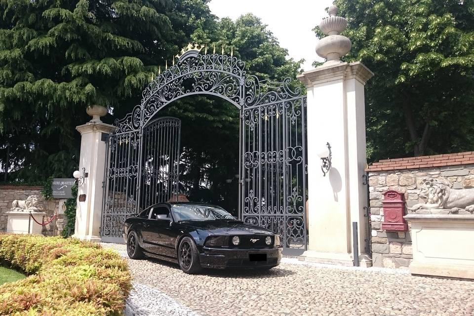 Noleggio Ford Mustang GT V8